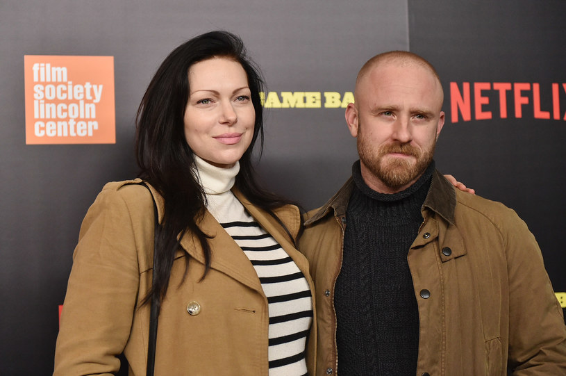 Laura Prepon i Ben Foster /Mike Coppola /Getty Images
