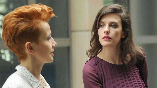 Laura rzuci tylko Magdzie pełne zdziwienia spojrzenie, odwróci się na pięcie i bez słowa odejdzie /Agencja W. Impact