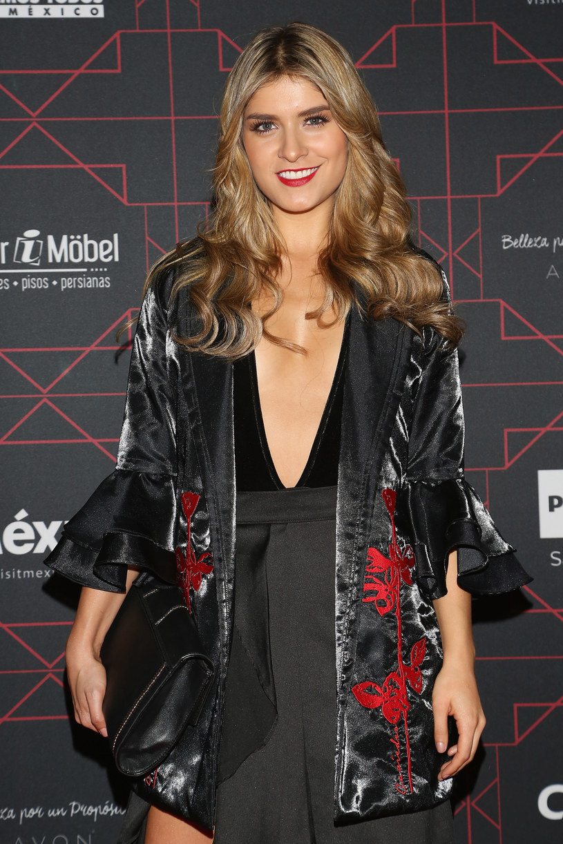 Laura Tobón zagrała w teledysku Luisa Fonsiego /Victor Chavez/WireImage /Getty Images