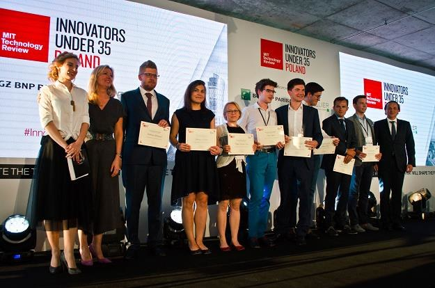 Laureaci Innowatora Roku 2016 /