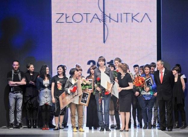 Laureaci Złotej Nitki / fot. Gaweł /INTERIA.PL/materiały prasowe