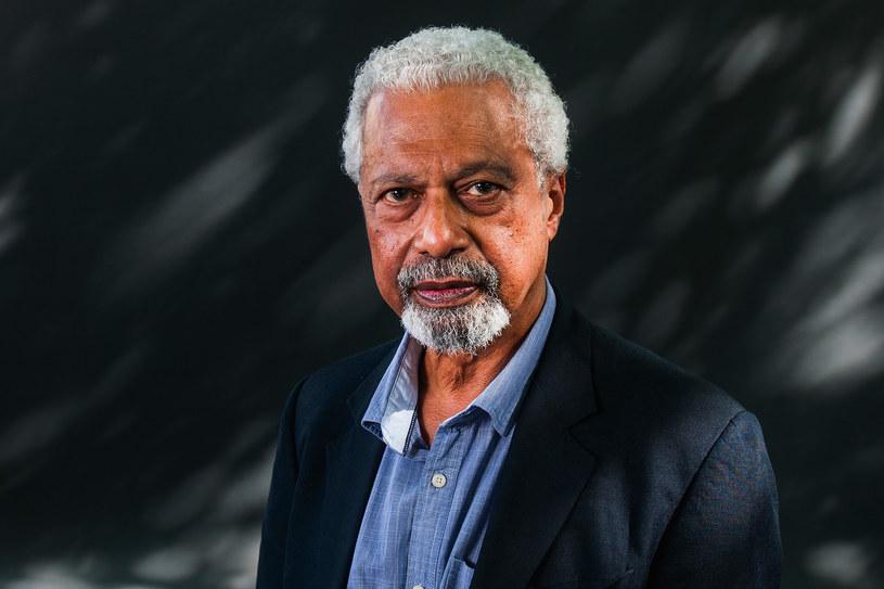 Laureat literackiej nagrody Nobla Abdulrazak Gurnah /Simone Padovani/Awakening /Getty Images