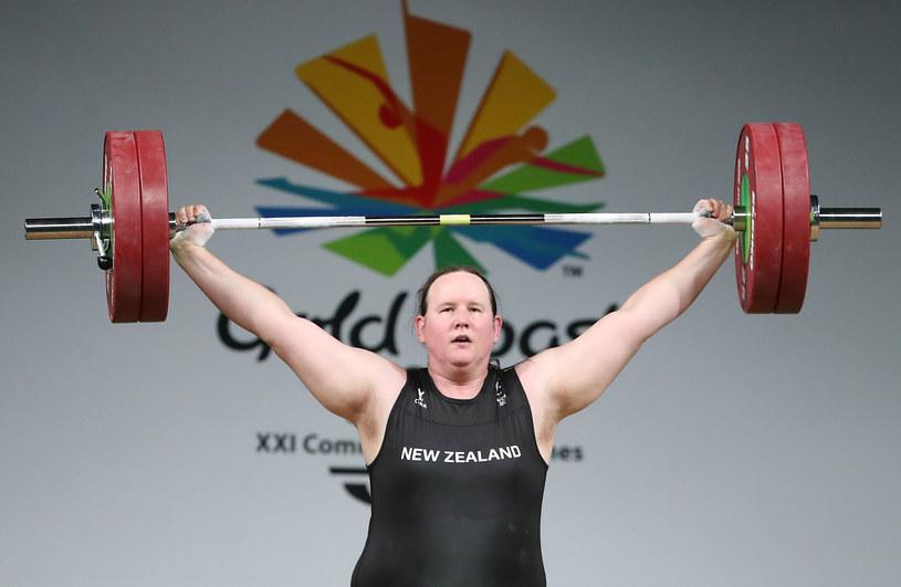 Laurel Hubbard jako pierwsza transpłciowa sportsmenka wystartuje w kategorii kobiecej podczas Igrzysk Olimpijskich /Scott Barbour /Getty Images