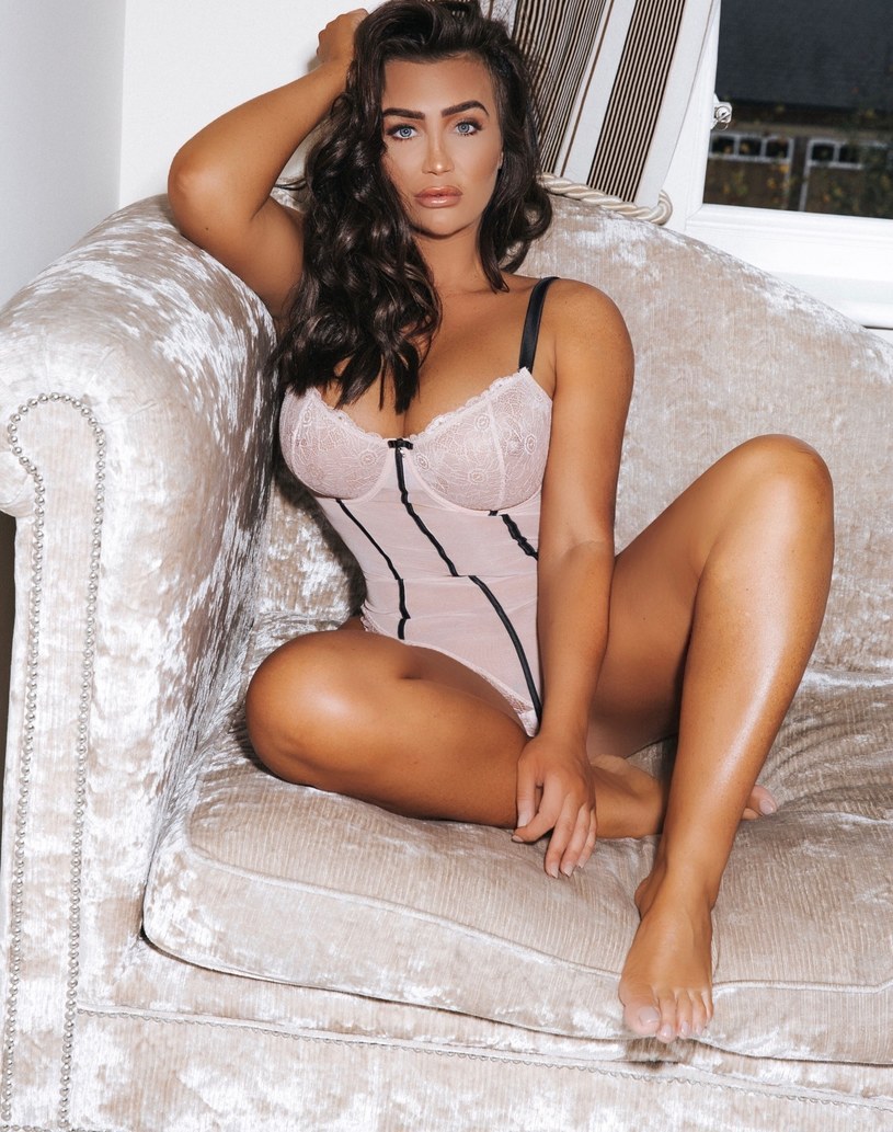 Lauren Goodger /Agencja FORUM