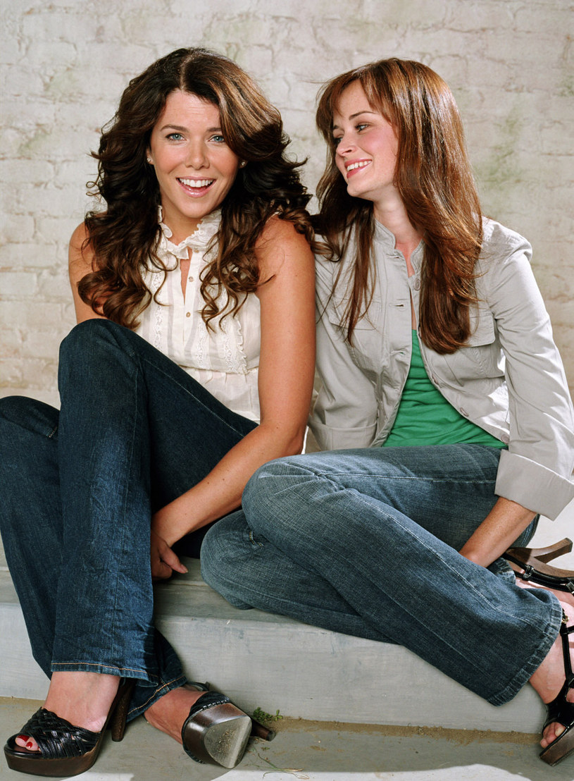 Lauren Graham i Alexis Bledel /materiały prasowe