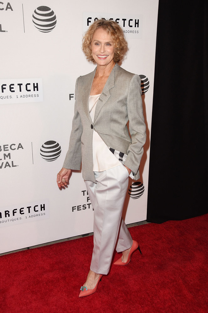 Lauren Hutton /Getty Images
