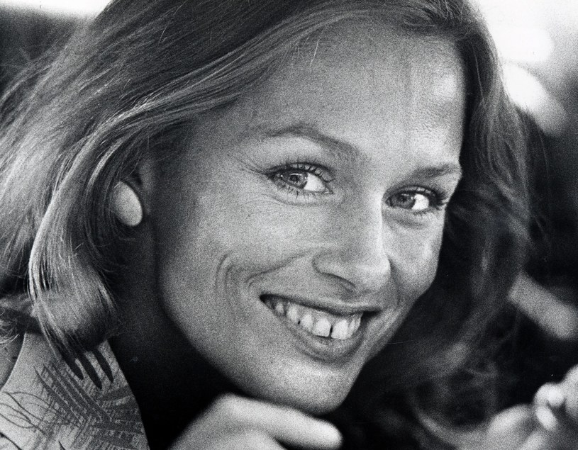 Lauren na zdjęciu w 1975 roku /Ron Galella / Contributor /Getty Images
