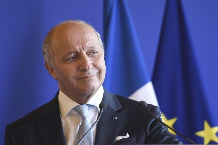 Laurent Fabius /AFP