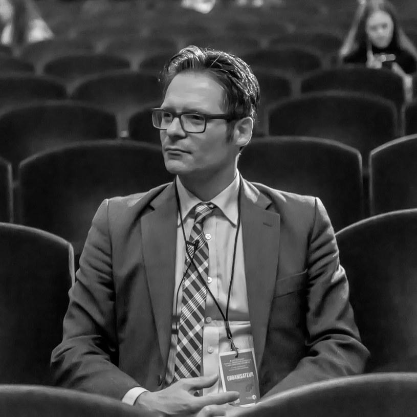 Laurent Vavon, pomysłodawca i organizator Festiwalu FrankoFilm - Zielona Góra /materiały prasowe