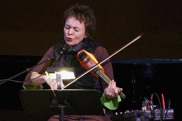 Laurie Anderson wystąpi w Krakowie fot. Scott Wintrow /Getty Images