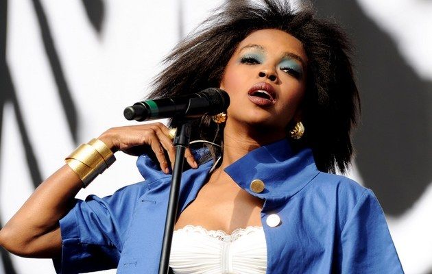 Lauryn Hill /Kevin Winter /Getty Images