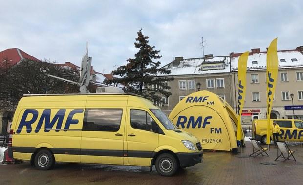 Ławeczka Hanki Bielickiej, forty i breakdance. Łomża Twoim Miastem w RMF FM