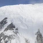 Lawina w Szwajcarii. Zginęło 4 narciarzy