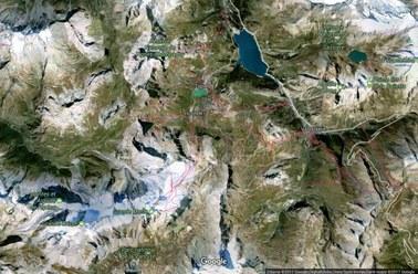 Lawina we francuskich Alpach. Służby ratunkowe: Nikomu nic się nie stało