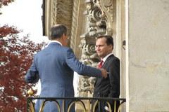 Ławrow i Sikorski rozmawiali w Warszawie