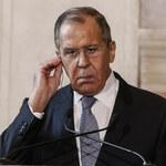 Ławrow: Każdy krok USA wywoła reakcję Rosji