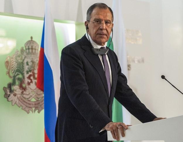 Ławrow: Ukraina wyraziła gotowość przyjęcia pomocy od Rosji