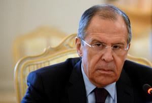 Ławrow: Zachód nie powinien ingerować w sprawy wewnętrzne Ukrainy