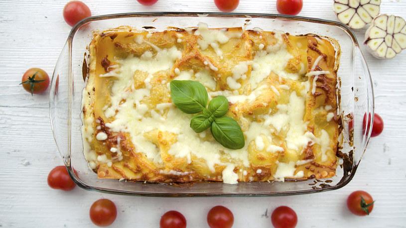 Lazania, w przeciwieństwie do pizzy, najlepiej smakuje na ciepło /INTERIA.PL