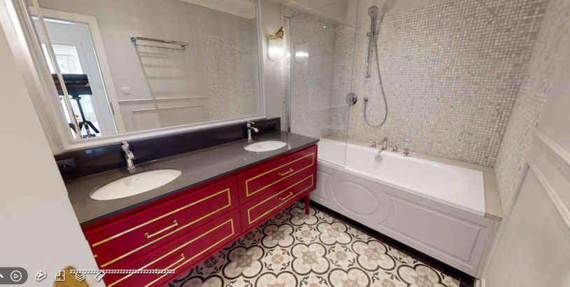 Łazienka po remoncie /materiał zewnętrzny