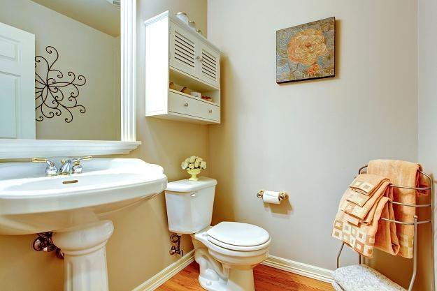 Łazienka wcale nie musi być droga /©123RF/PICSEL