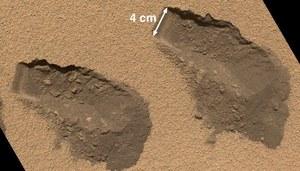 Łazik Curiosity jeszcze nie odkrył życia na Marsie