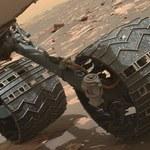 Łazik Curiosity porzuci swoje koło na Marsie?