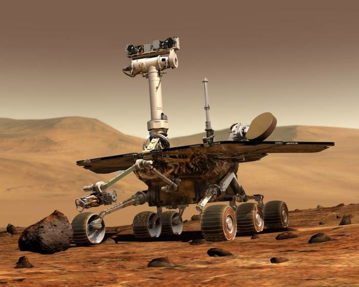 Łazik MER Opportunity /NASA