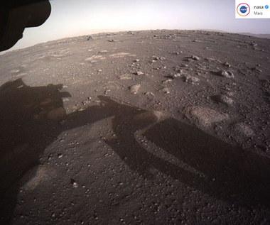 Łazik Perseverance - nowe zdjęcia z Marsa