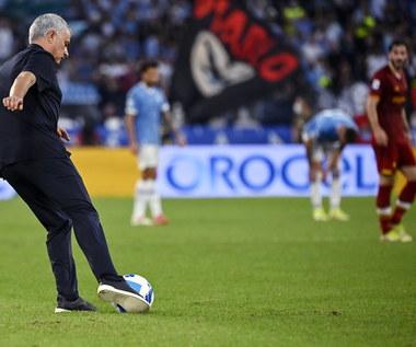 Lazio górą derbach Rzymu! AS Roma pokonana. Zagrał Nicola Zalewski
