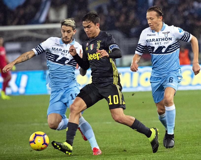 Lazio - Juventus /CLAUDIO PERI /PAP/EPA