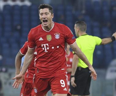 Lazio Rzym - Bayern Monachium 1-4 w pierwszym meczu 1/8 finału Ligi Mistrzów