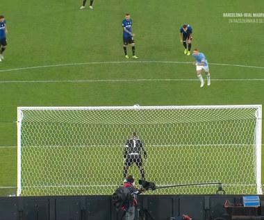 Lazio Rzym - Inter Mediolan. Skrót meczu. WIDEO (Eleven Sports)