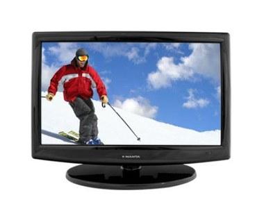 LCD1909, czyli 19-calowy telewizor Manty