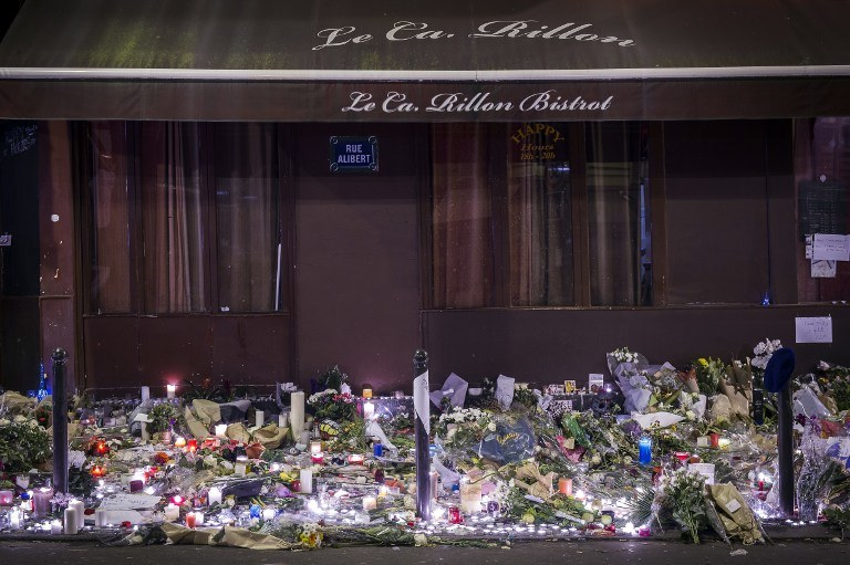 Le Carillon po zamachu /AFP