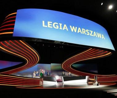 LE: Legia zacznie fazę grupową u siebie z Lokeren