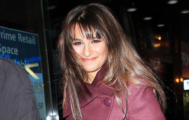 Lea Michele  /Splashnews