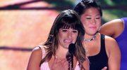Lea Michele we łzach: Cory był wyjątkowy