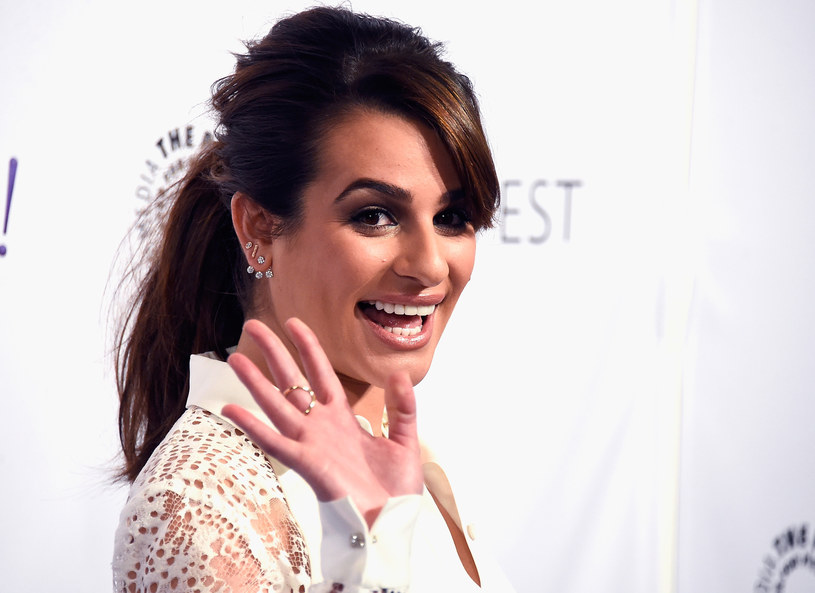 Lea Michele /Getty Images