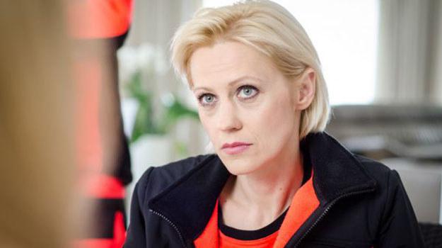 "Lea Oleksiak w serialu ""Na sygnale"" /www.nasygnale.tvp.pl/"