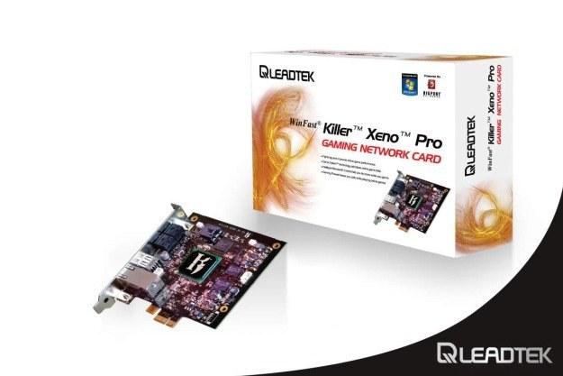 Leadtek WinFast Killer Xeno Pro /materiały prasowe