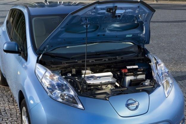 Leaf to auto w pełni elektyczne /INTERIA.PL