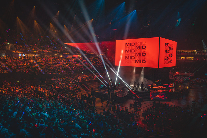 League of Legends European Championship /materiały prasowe