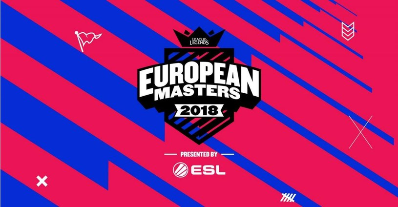 League of Legends European Masters 2018 /materiały prasowe