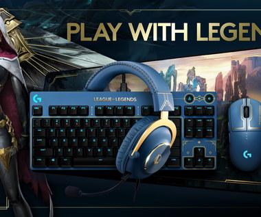 League of Legends: Oficjalne akcesoria gamingowe od Logitech G