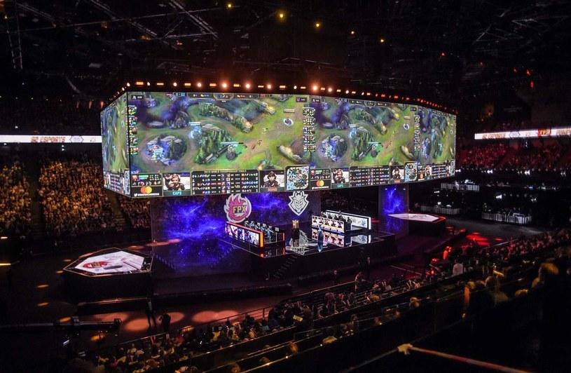 League of Legends: Rozgrywki cieszą się ogromną popularnością /AFP