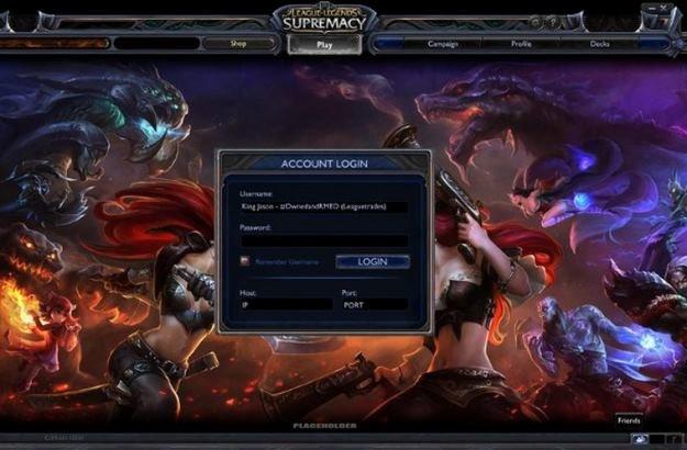 League of Legends: Supremacy /materiały prasowe
