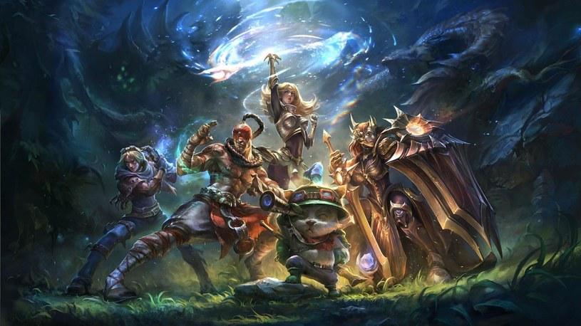 League of Legends /materiały źródłowe