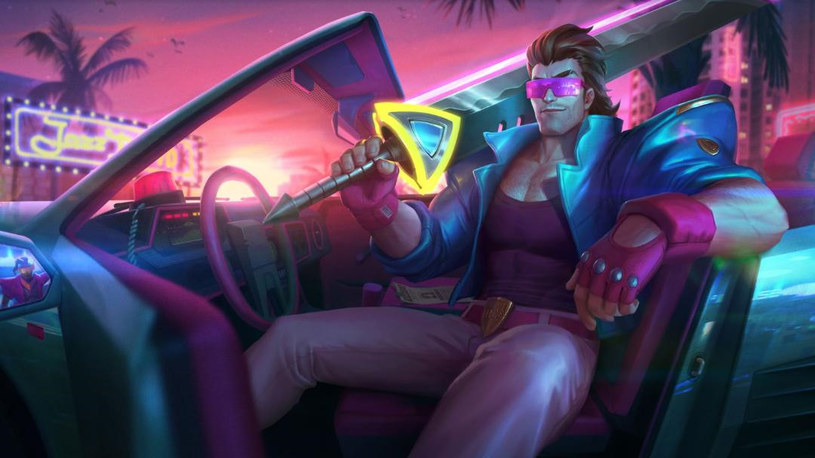 League of Legends /materiały prasowe