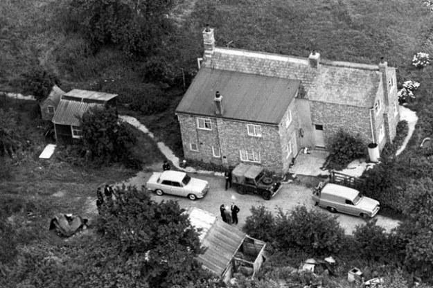 Leatherslade Farm - to tutaj ukryli się złodzieje po napadzie /materiały prasowe